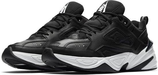Nike M2K Tekno Sneakers Maat 42.5 Mannen zwartwit