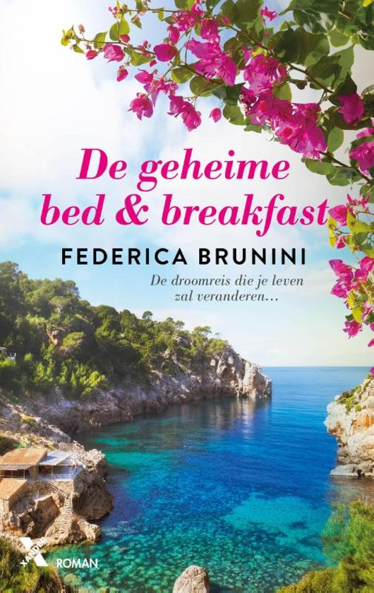 De geheime bed & breakfast MP - Federica Brunini |