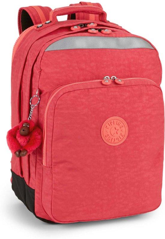 ee0daee6564 bol.com | Kipling College Up - Laptop Rugzak - Punch Pink C