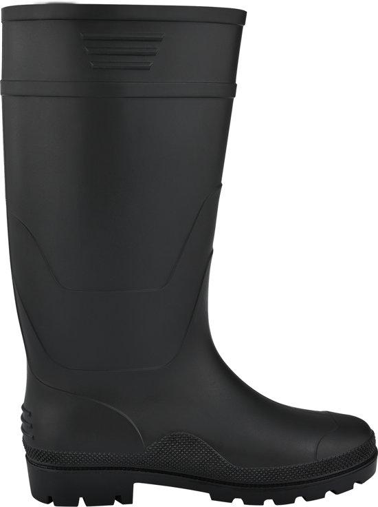 Zwart pro 41 ® Rubberen tec Laarzen PqnSqIr