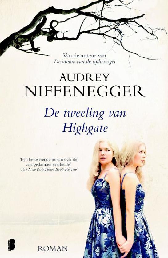 Citaten Boek De Tweeling : Bol de tweeling van highgate audrey niffenegger