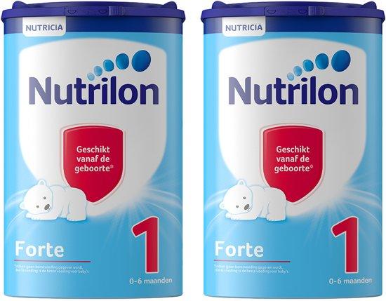 Nutrilon Forte 1 - 2 x 800 gram