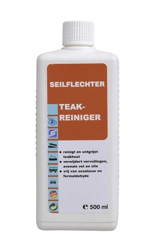 Teak reiniger + glansmiddel 500ml
