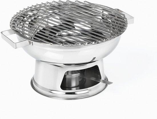 Voccelli Houtskoolbarbecue - Tafel - Ø24 cm