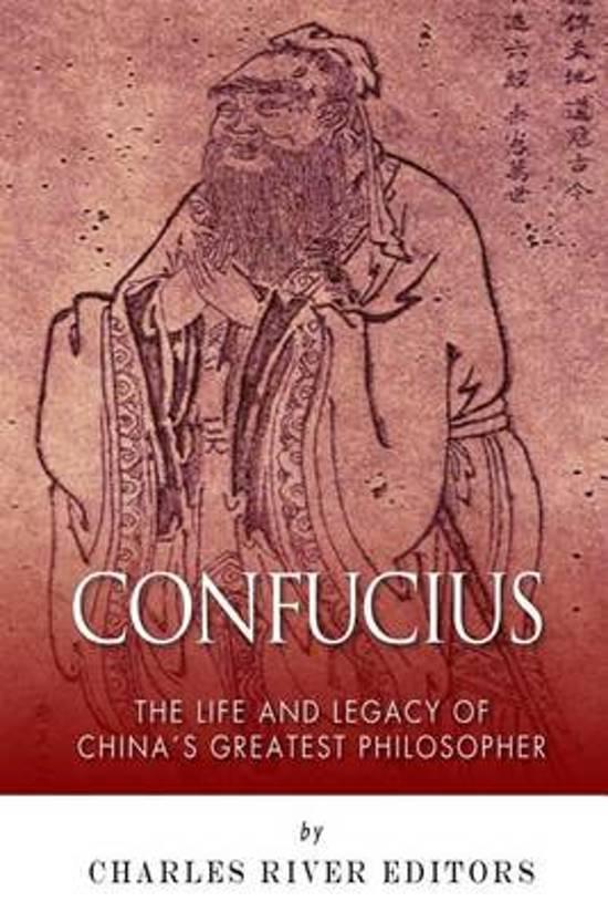 Bol Confucius Charles River Editors 9781499374087 Boeken