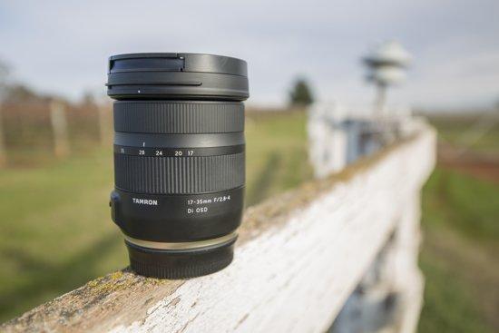 Tamron 17-35mm f/2.8-4 Di OSD Nikon