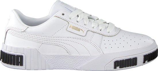 Puma Dames Sneakers Cali Wn's - Wit - Maat 36