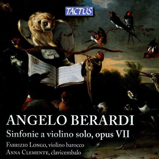 Sinfonie A Violino Solo Op. Vii