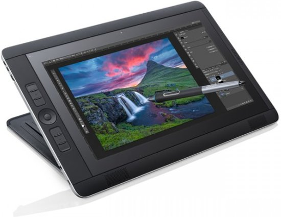 Wacom Cintiq Companion 2 Intel Core i3 processor / 64 GB SSD - Tekentablet
