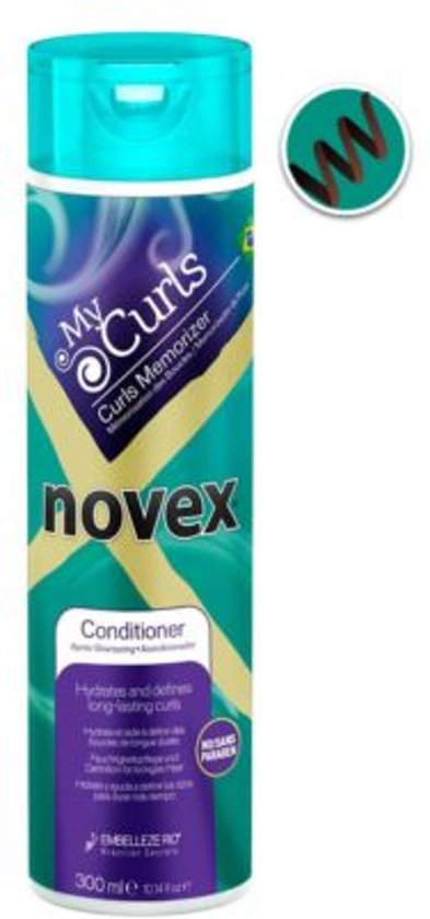 Novex My Curls Conditioner 300ml