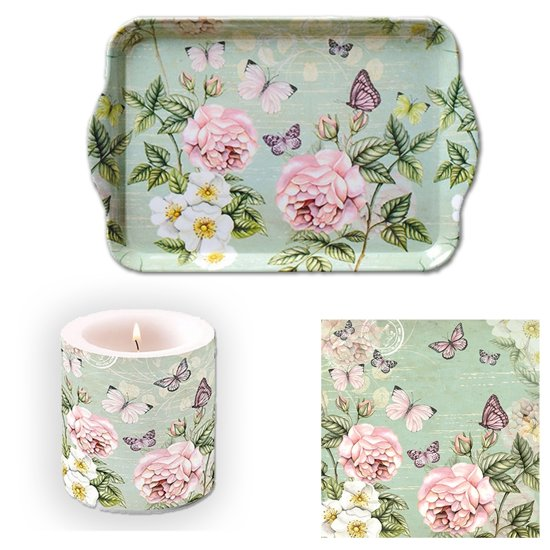 Cadeauset Ambiente Botanical Green