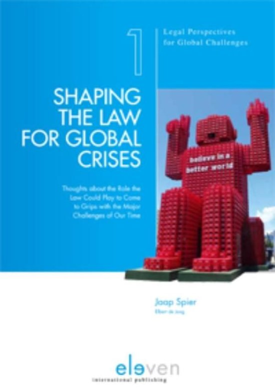Afbeelding van Shaping the law for global crises