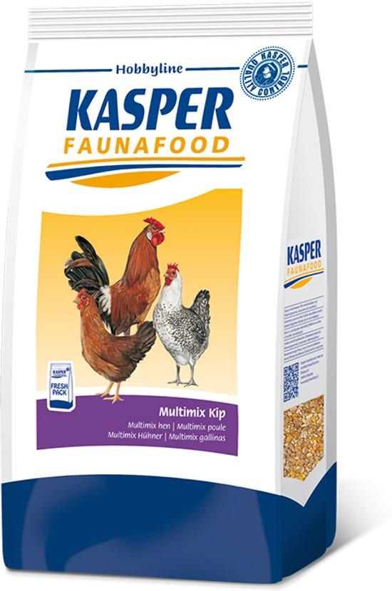 Kasper Faunafood Hobbyline Multimix Kip - 4 KG