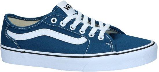 e8f5857ac2f Vans Filmore Decon Sneakers Heren - Maat 42 - (Canvas) Sailor Blue/White