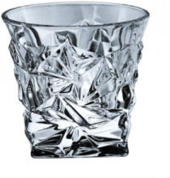 Kristallen Whiskey Glazen.Glacier Whisky Glas Kristal