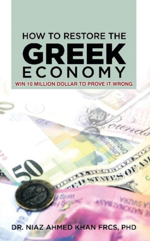 How to Restore the Greek Economy