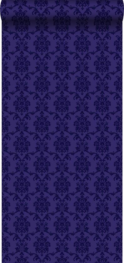 HD vliesbehang barok paars - 136824 van ESTAhome.nl
