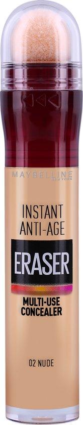 Maybelline Instant Anti Age Rewind Eraser Concealer - 02 Nude - 6,8 ml