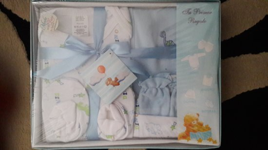 Lolin baby giftset
