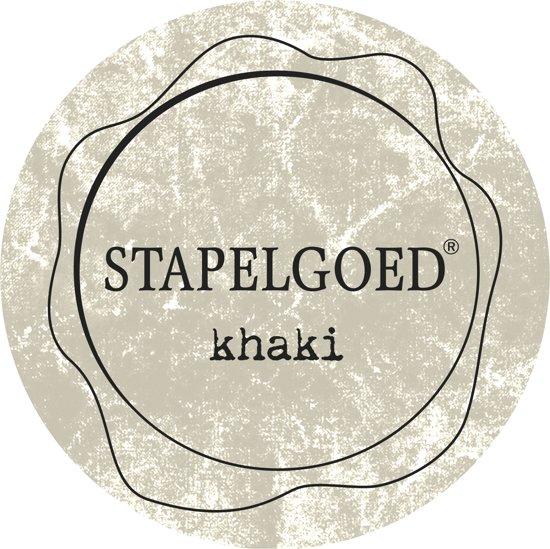 Stapelgoed - Matte Lak - Khaki - Beige - 1L