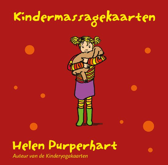 Kindermassage kaarten(in herdruk)