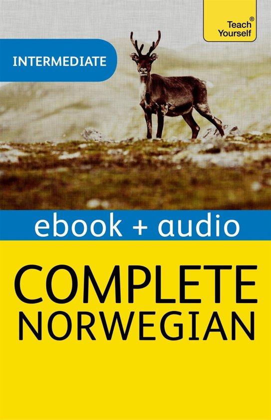 Boek cover Complete Norwegian Beginner to Intermediate Course van Margaretha Danbolt-Simons (Onbekend)