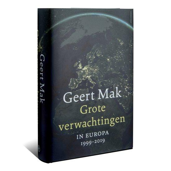 Boek cover Grote verwachtingen van Geert Mak (Hardcover)