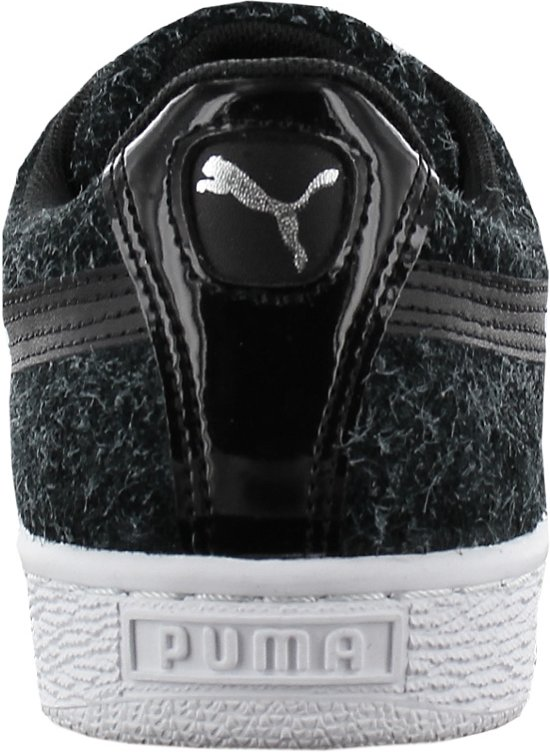 Puma Suede Elemental Wns 361112-03 Dames Sneaker Sportschoenen Schoenen Zwart