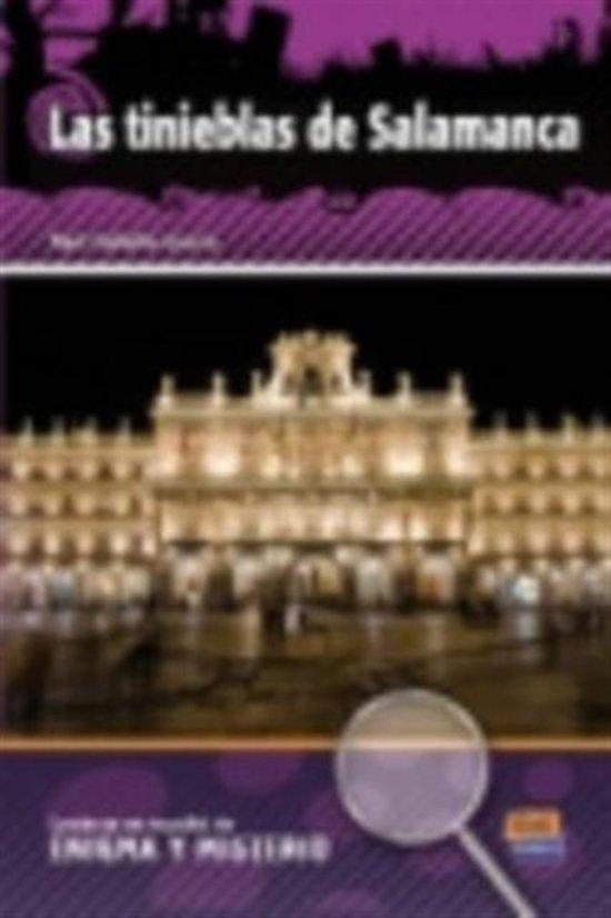 Las tinieblas de Salamanca Book + CD