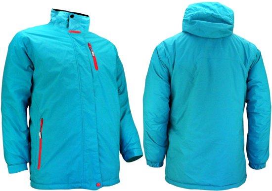 Starling Ski-/snowboardjas Dames Aqua Blauw Maat L