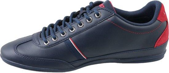 1 Maat Sneakers Mannen 118 Eu Cam0083144 5 Misano Sport Blauw Lacoste 42 OZwx18t