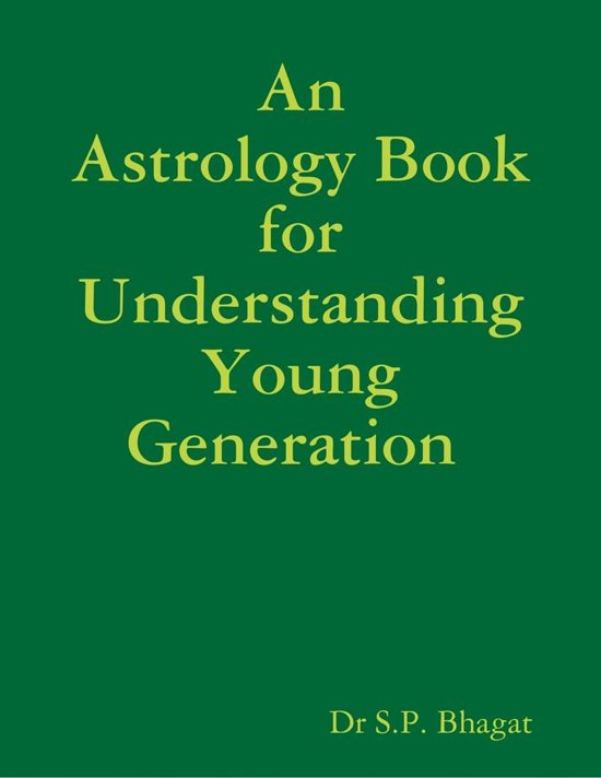 An Astrology Book for Understanding Young Generation