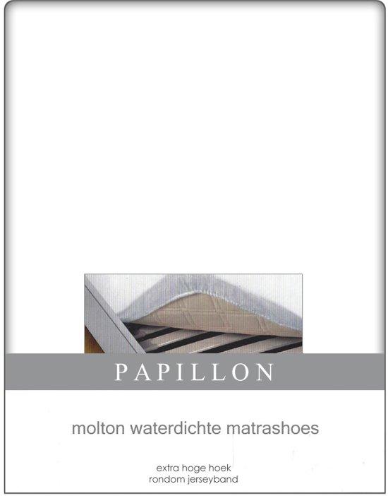 Hoeslaken Molton Waterdicht Papillon-160 x 200 cm