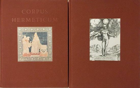 Corpus hermeticum / Asclepius 2 delen