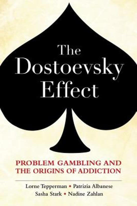 The Dostoevsky Effect
