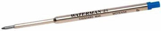 Balpenvulling Waterman   Medium Blauw