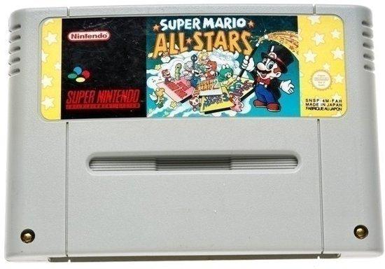 18d1814cb44 bol.com | Super Mario All Stars - Super Nintendo [SNES] Game [PAL ...