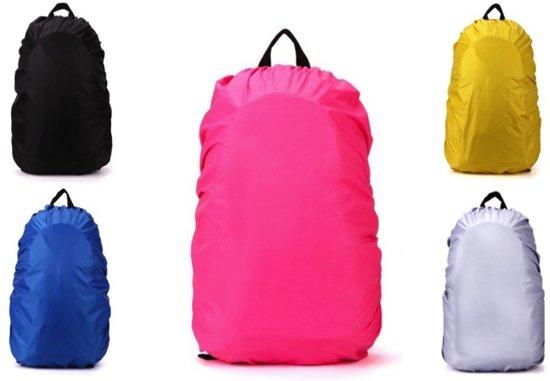 31daa641ee0 Regenhoes Rugzak - Waterdichte Backpack Hoes - Flightbag 35L | Bescherm uw  tas tegen regen!