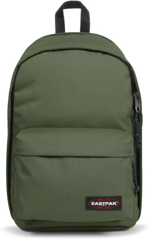To Work Khaki Back Rugzak15 Current Eastpak Laptopvak Inch yvfIY7b6gm