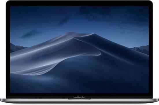 Apple MacBook Pro (2018) - 15.4 inch - 256 GB / Spacegrijs