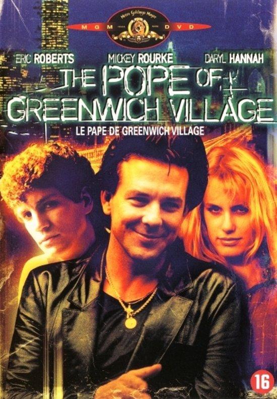 Cover van de film 'Pope Of Greenwich Village'