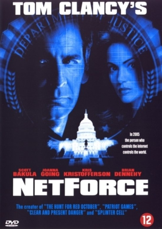 Cover van de film 'Netforce'