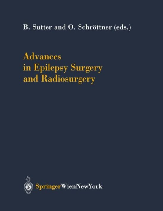 Advances in Epilepsy Surgery and Radiosurgery