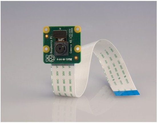 Raspberry Pi 8MP Camera (Versie 2)