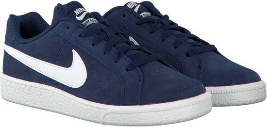 Royale Court Sneakers Blauw Suede Nike Heren xzqwP0v54