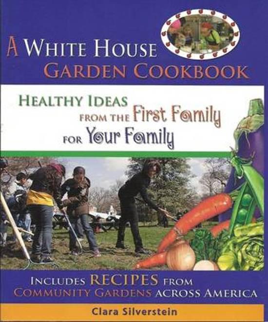 A White House Garden Book
