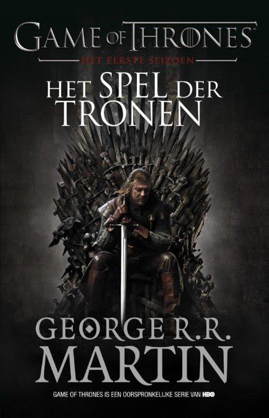 Boek cover Game of Thrones - Het Spel der Tronen van George R.R. Martin (Onbekend)