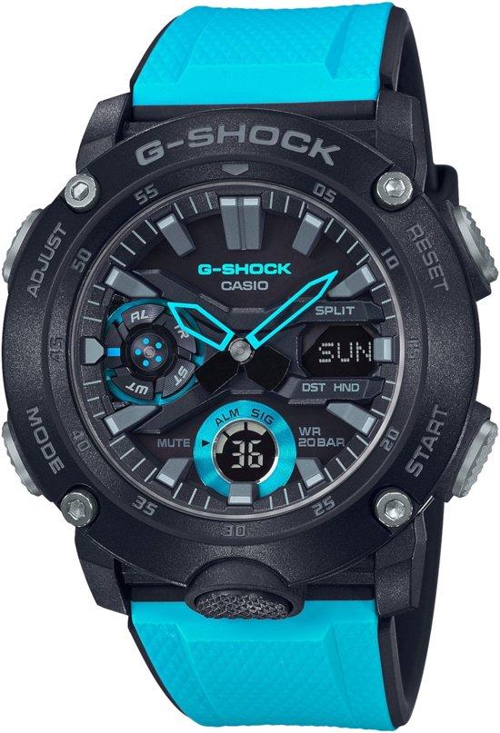 Casio G-Shock Horloge GA-2000-1A2ER