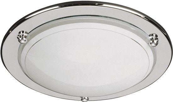 bol fergie ceiling lamp chrome 1x60w 230v