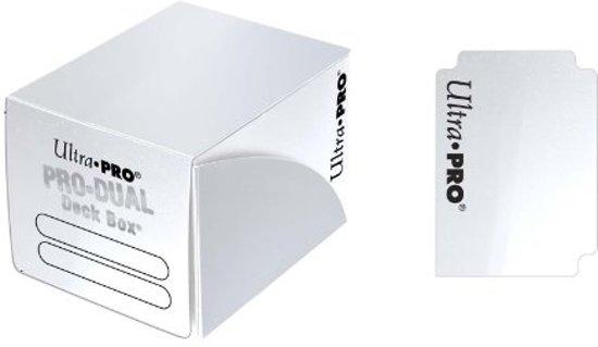 Deckbox Pro Dual Small White